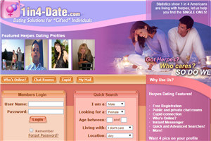 1in4-date homepage